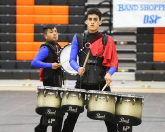 Extraordinary performance, competition at Merced High — Merced