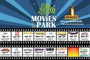 Movies in the Park! @ City of Merced Parks | Merced | California | United States