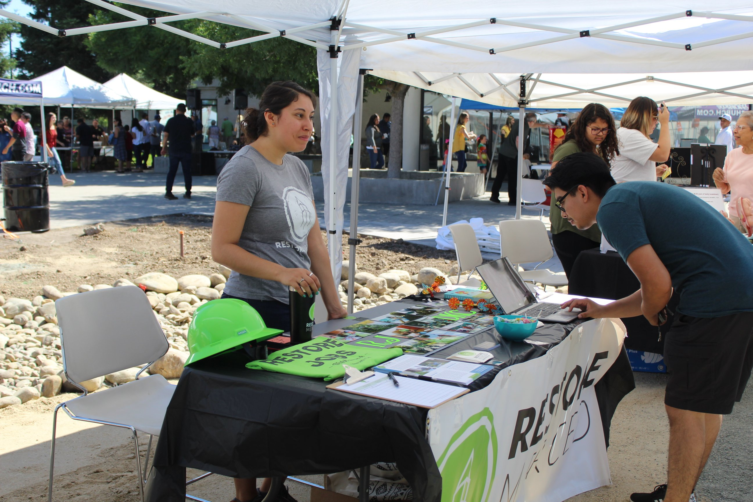 Be the Change' at Yosemite Church promotes outreach — Merced County
